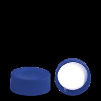 Kanisterverschluss - blau - DIN 40 Gewinde