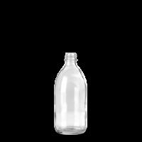 250 ml Enghalsglas - Klarglas - GL 22 Gewinde